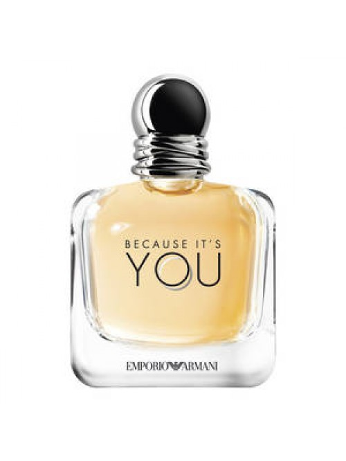 686 BECAUSE ITS YOU inspirowane Giorgio Armani